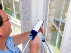 professional winterizing a home