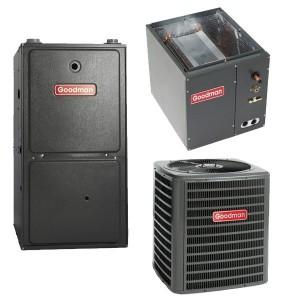 High Efficinecy HVAC System